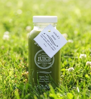 Pittsburgh Juice Company: Witch's Brew (unpasteurized)