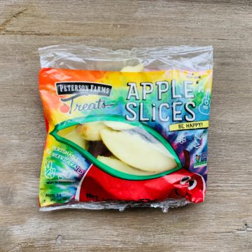 Extra apple packet