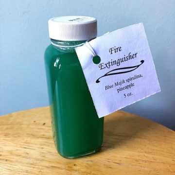 Pittsburgh Juice Company: Fire Extinguisher