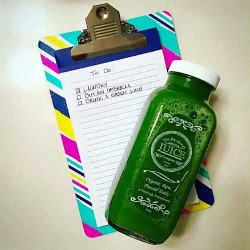 Pittsburgh Juice Company:Green Juice(unpasteurized)