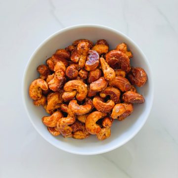 Honey roasted cashew