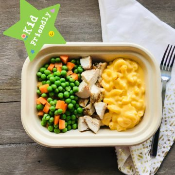 Kid's Meal_ Mac and Cheese