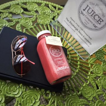 Pittsburgh Juice Company: Strawberry Fields (unpasteurized)