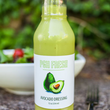 Avocado dressing 12oz