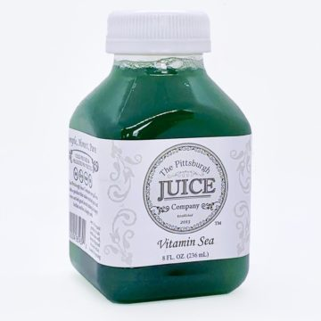 Pittsburgh Juice Company: Vitamin sea